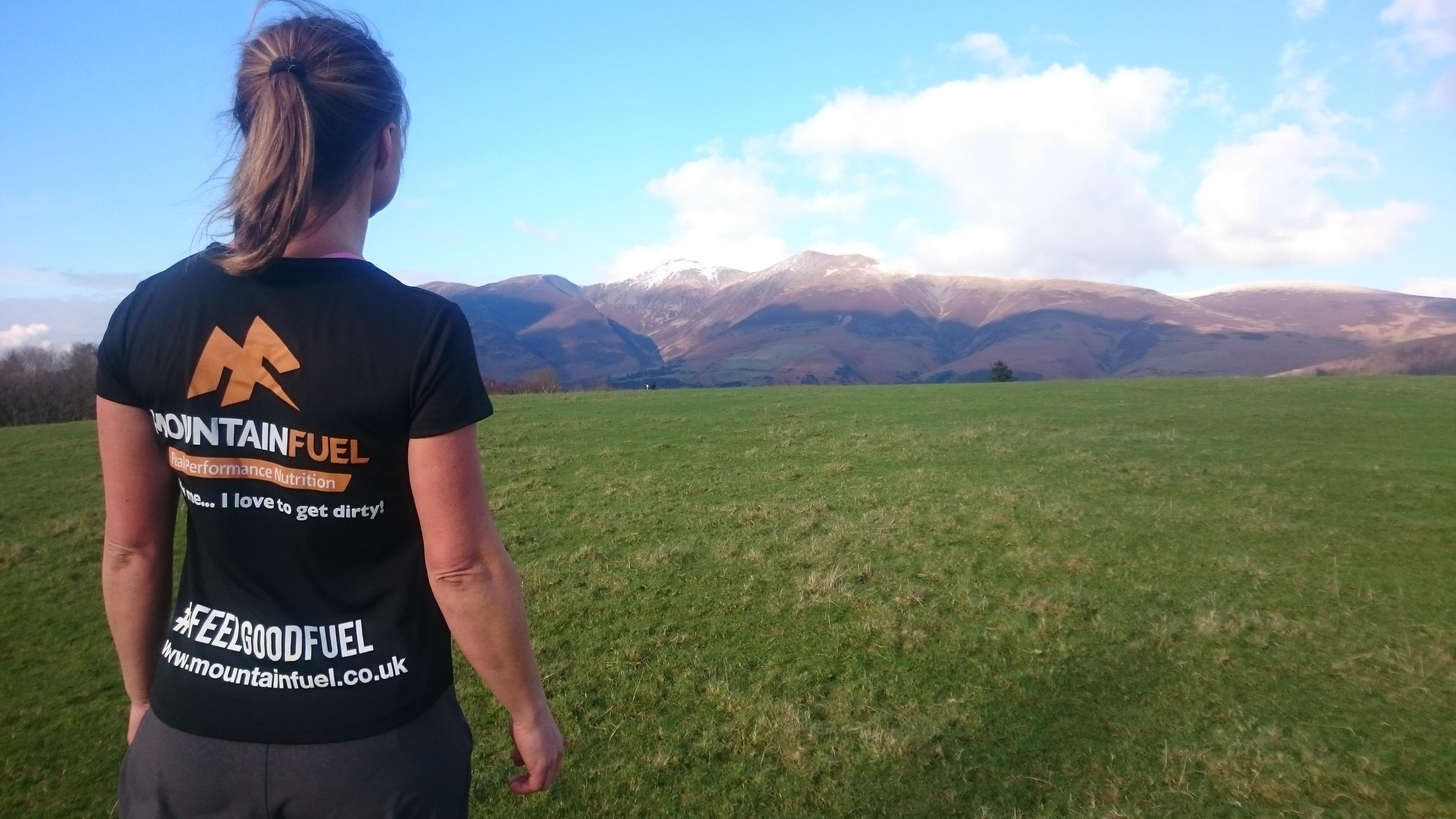 Mountain Fuel Womens Tech T-shirt