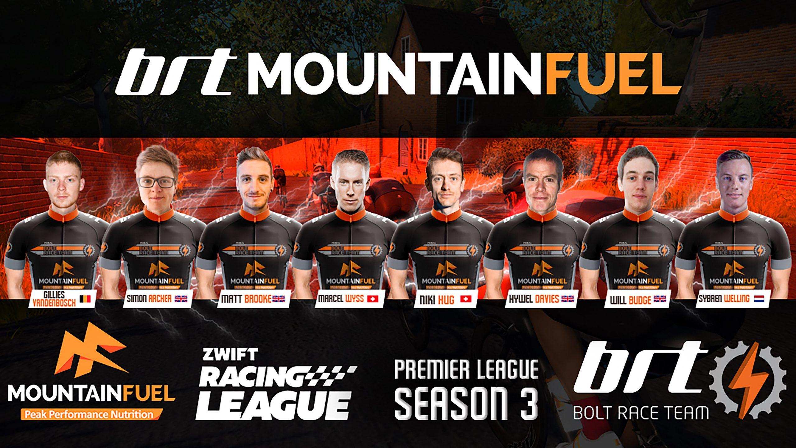 Bolt Race Team - BRT MountainFuel
