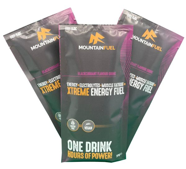 Blackcurrant Energy Fuel