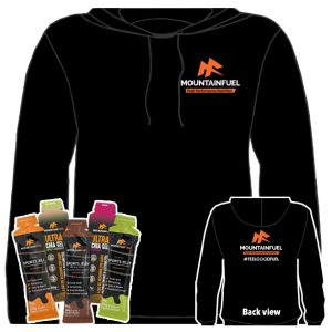 Mountain Fuel Hoodie plus taster pack