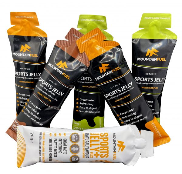 Hydrogel Sport Jelly pack