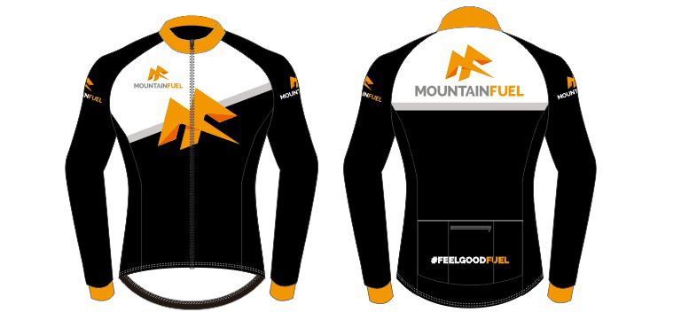 d4c3b3d5b ... Ladies Thermal Long Sleeve Cycle Jersey. 🔍. MountaiN Fuel  THermalJersey-Jacket