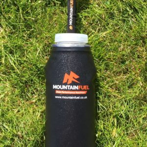 Soft Flask with Straw 600ml