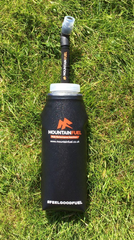 Soft Flask with Straw 600ml