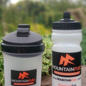 Mountain Fuel 500ml Sports Bottle & Shaker